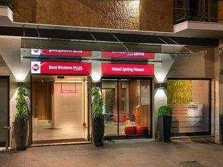 Hotel BEST WESTERN Spring House - Italien - Rom & Umgebung