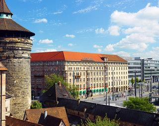 Hotel Le Meridien Grand Nürnberg - Deutschland - Franken