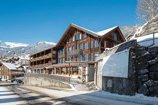 Hotel Jungfrau Swiss Mountain Lodge - Grindelwald - Schweiz