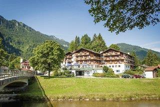Parkhotel Sonnenhof Oberammergau - Deutschland - Bayerische Alpen