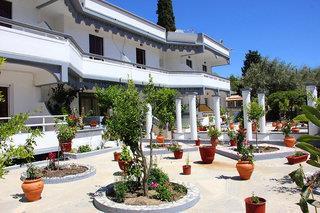 Hotel Dimitra - Archangelos (Stegna Bucht) - Griechenland