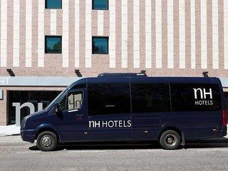 Hotel NH Barajas - Spanien - Madrid & Umgebung