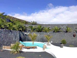 Taro de Chimida Finca El Cactus & La Cueva - Spanien - Lanzarote