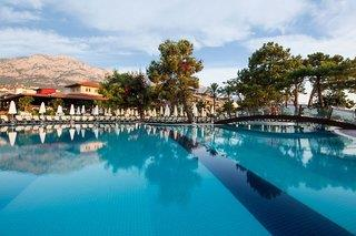 Crystal Aura Beach Resort & Spa - Türkei - Kemer & Beldibi