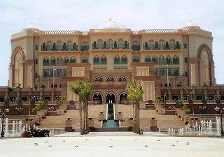 Hotel Emirates Palace Abu Dhabi - Vereinigte Arabische Emirate - Abu Dhabi