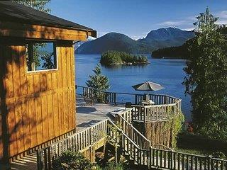 Westcoast Wilderness Lodge Resort - Kanada - British Columbia