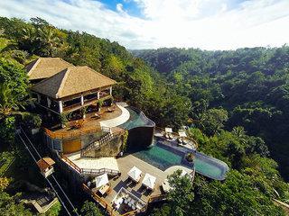 Ubud Hanging Gardens - Indonesien - Indonesien: Bali