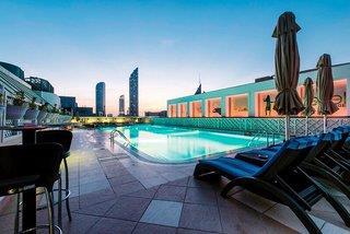 Crowne Plaza Abu Dhabi - Vereinigte Arabische Emirate - Abu Dhabi
