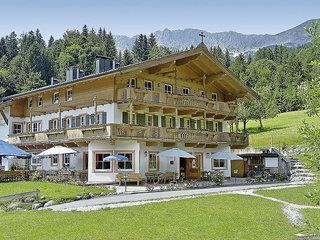 Haflingertränke - Ellmau - Österreich