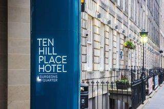 Hotel Ten Hill Place