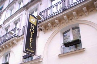 BEST WESTERN Acadia Opera - Frankreich - Paris & Umgebung