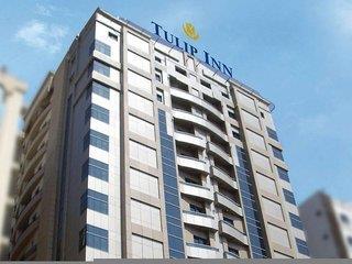 Tulip Inn Hotel Sharjah - Vereinigte Arabische Emirate - Sharjah / Khorfakkan