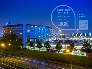 Hotel Radisson Blu Hamburg Airport - Deutschland - Hamburg