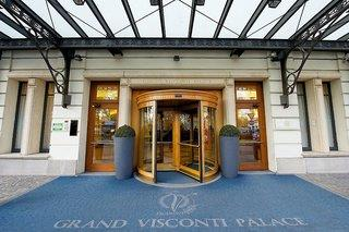 Hotel Grand Visconti Palace - Italien - Aostatal & Piemont & Lombardei