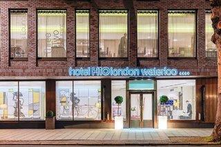 Hotel H10 London Waterloo - Großbritannien & Nordirland - London & Südengland