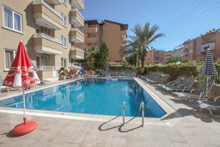 My Home Aparthotel - Türkei - Side & Alanya