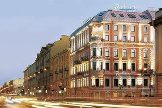 Radisson Blu Sonya - Russland - Sankt Petersburg & Umgebung