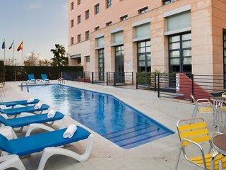 Holiday Inn Express Valencia Ciudad Las Ciencias - Spanien - Costa Azahar