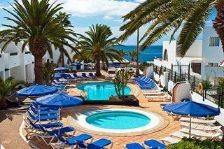 Fayna & Flamingo & Los Arcos - Spanien - Lanzarote