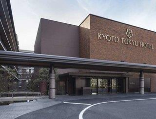 Tokyu Kyoto - Japan - Japan: Tokio, Osaka, Hiroshima, Japan. Inseln