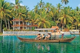 Beach & Lake Resort - Indien - Indien: Karnataka / Kerala / A. Pradesh / T. Nadu / Lakkadiven