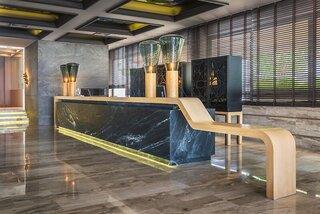 Hotel Club Alltoura Porto Angeli - Archangelos (Stegna Bucht) - Griechenland