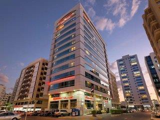 Hotel Cristal Salam - Vereinigte Arabische Emirate - Abu Dhabi