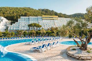 Maslinica Hotels & Resorts - Hotel Mimosa-Lido Palace - Kroatien: Istrien