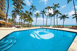 Outrigger Waikiki on the Beach - Hawaii - Insel Oahu