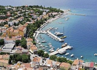 Hotel Selce - Kroatien: Kvarner Bucht