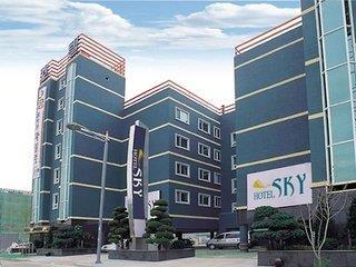 Sky Incheon Airport - Südkorea