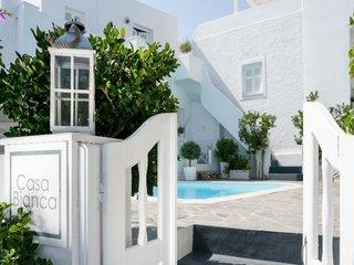 Casa Bianca - Santorin