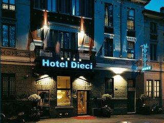 Hotel Dieci - Aostatal & Piemont & Lombardei