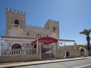 Castillo Sancho Panza - Menorca