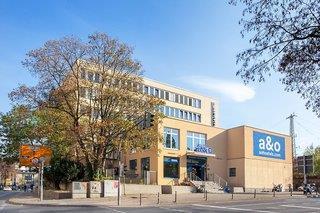 A & O Aachen Hauptbahnhof