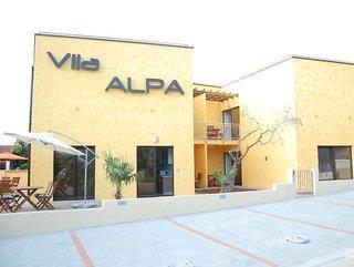 Appartementhaus Vila Alpa - Kroatien: Istrien