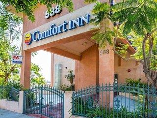 Comfort Inn Monterey Park near Dodger Stadium