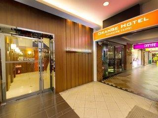 Forte Orange Hotel Guanqian Taipei