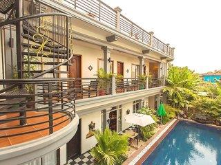 Asanak D´Angkor Boutique Hotel - Kambodscha