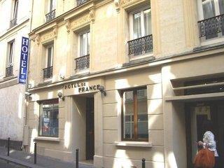 Hotel de France - Gare de l´Est - Paris & Umgebung
