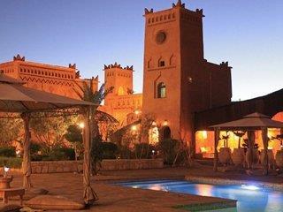 Riad Ksar Ighnda - Marokko - Inland