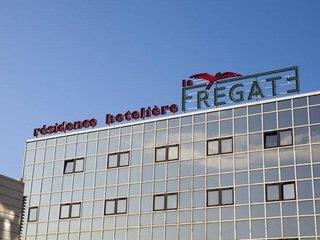 Hotel Residence La Fregate - Normandie & Picardie & Nord-Pas-de-Calais