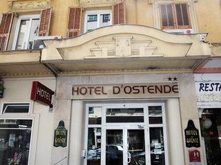 D'Ostende Hotel - Côte d'Azur