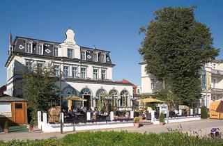 Seetelhotel Strandhotel Atlantic & Villa Meeresstrand - Insel Usedom