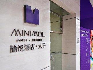 Minimal Hotel Culture - Hongkong & Kowloon & Hongkong Island