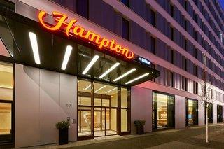 Hampton by Hilton Berlin City Center Alexanderp...