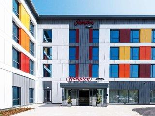 Hampton By Hilton Aberdeen Westhill - Schottland