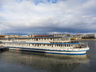 Grand Jules Boat Hotel - Ungarn