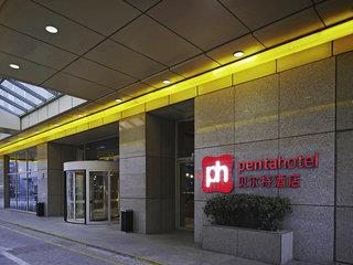 Pentahotel Beijing - China - Peking (Beijing)
