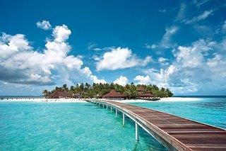 Malediven Diamonds Thudufushi Beach & Water Villas Urlaubsangebote Malediven günstig